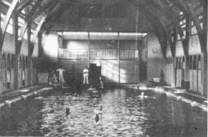 The Men's Swimming Bath at St Andrew's Brine Baths